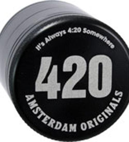 achat cbd Grinder aluminium 40mm 420