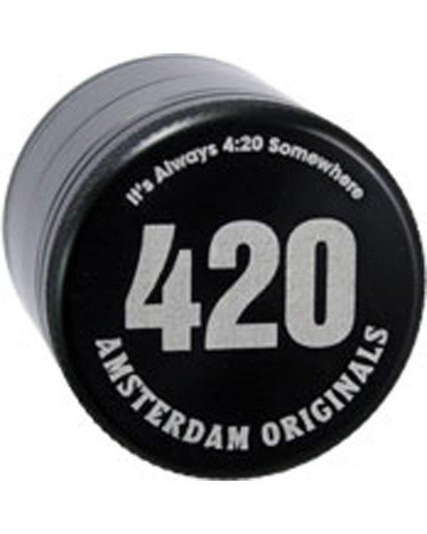 photo cbd Grinder aluminium 40mm 420