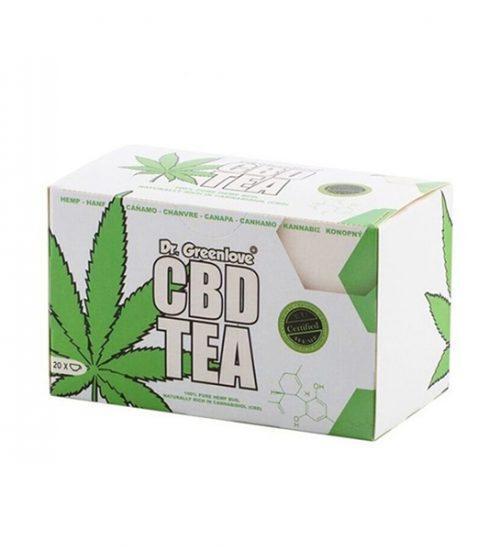 achat cbd Dr Greenlove – Cannabis CBD tea
