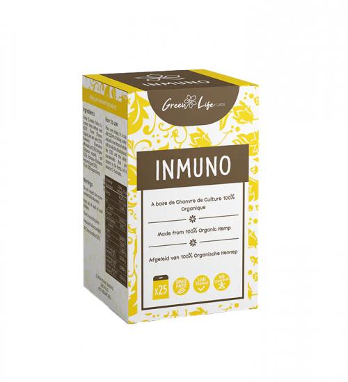 achat cbd Green Life Labs – Inmuno – Bio
