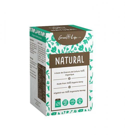 achat cbd Green Life Labs – Natural – Bio