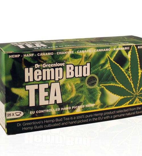 achat cbd Hemp Bud tee – DR Greenlove