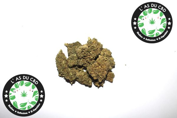 photo cbd Silver Bud
