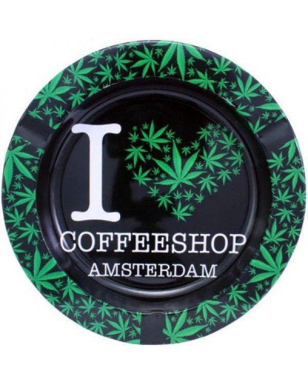 photo cbd Cendrier I Love Coffeeshop