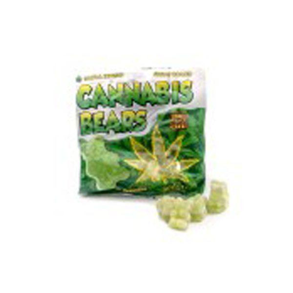 photo cbd Cannabis Bears