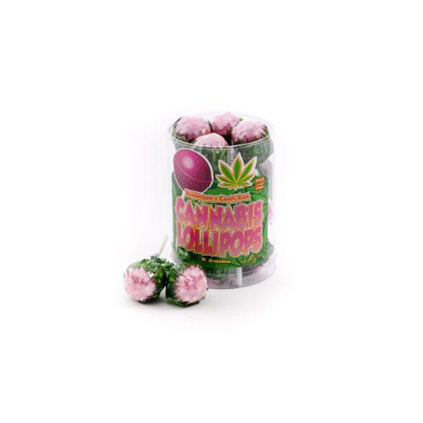 photo cbd Cannabis lollipops Bubblegum x Candy Kush