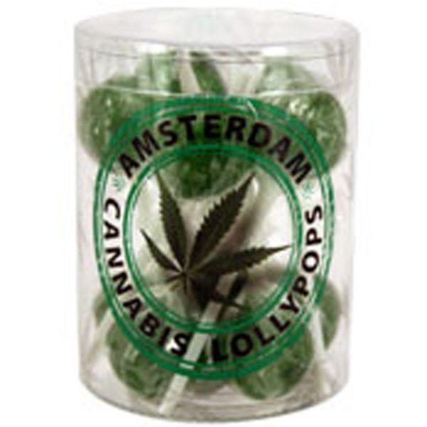 photo cbd Sucette Amsterdam cannabis