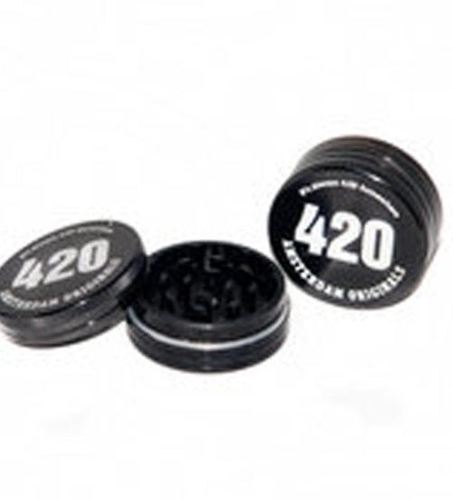 achat cbd Grinder aluminium 50mm 420