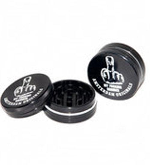 achat cbd Grinder aluminium 50mm finger