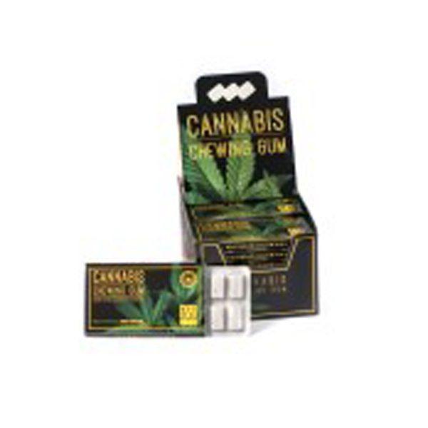photo cbd Cbd chewing gum eucalyptus