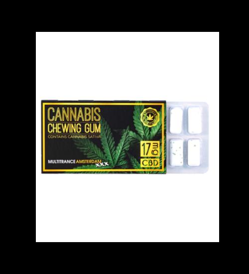 achat cbd Chewing Gums CBD Eucalyptus