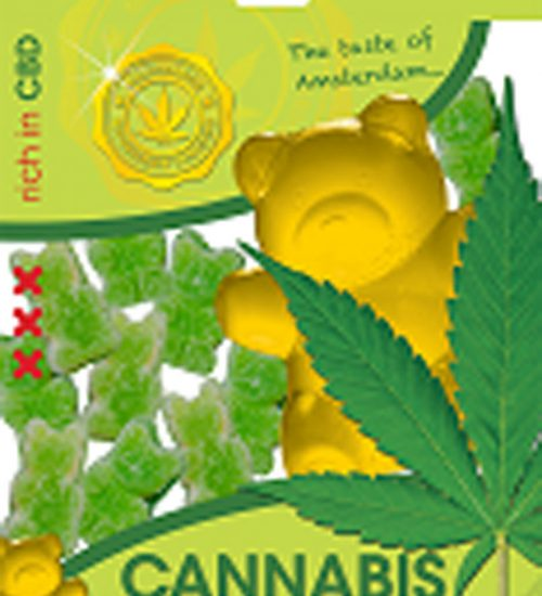 achat cbd Cannabis Gummies Bears