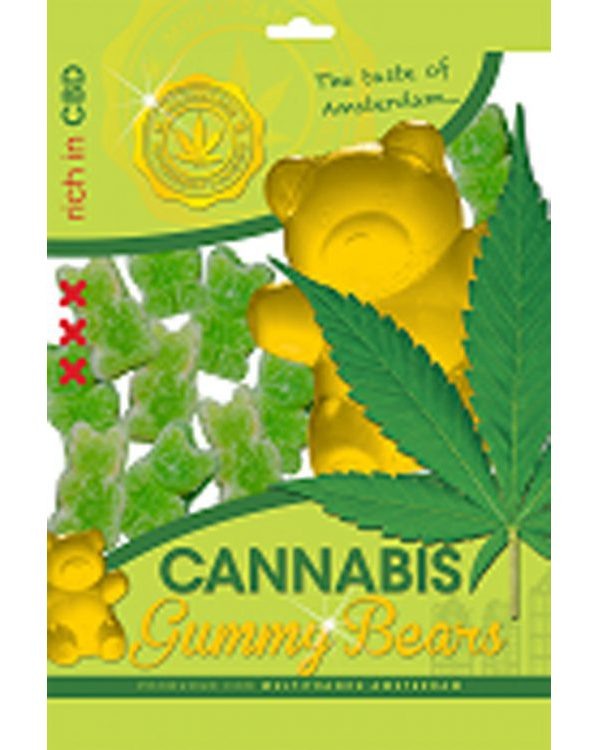 photo cbd Cannabis Gummies Bears