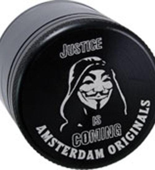 achat cbd Grinder aluminium 40mm masque