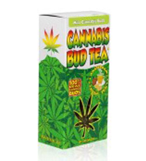achat cbd Cannabis bud tea Mint