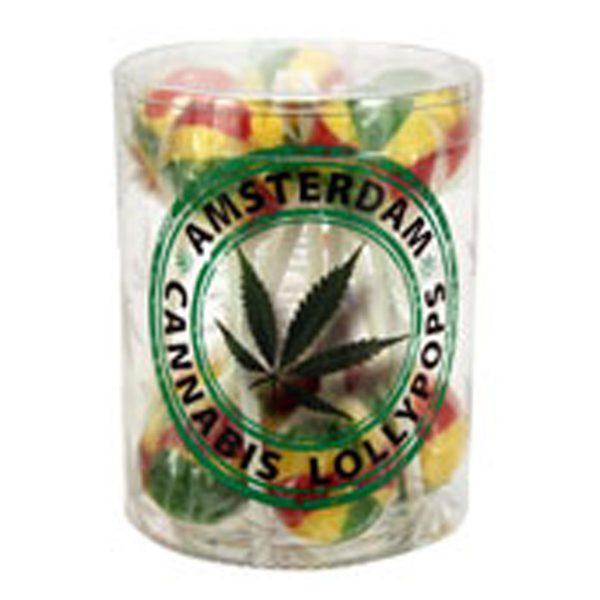 photo cbd Sucette Amsterdam cannabis Rasta