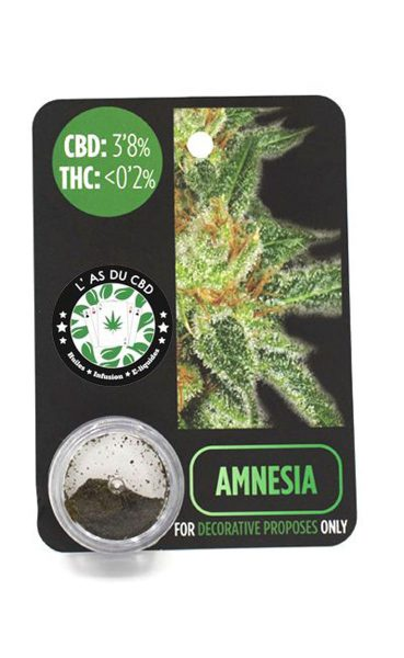 photo cbd CBD 3,8% Amnésia