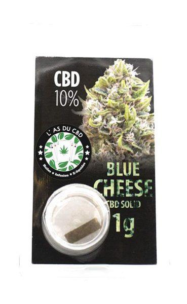 photo cbd CBD solide 10% Blue Cheese