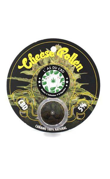 photo cbd CBD Pollen 5% Cheese