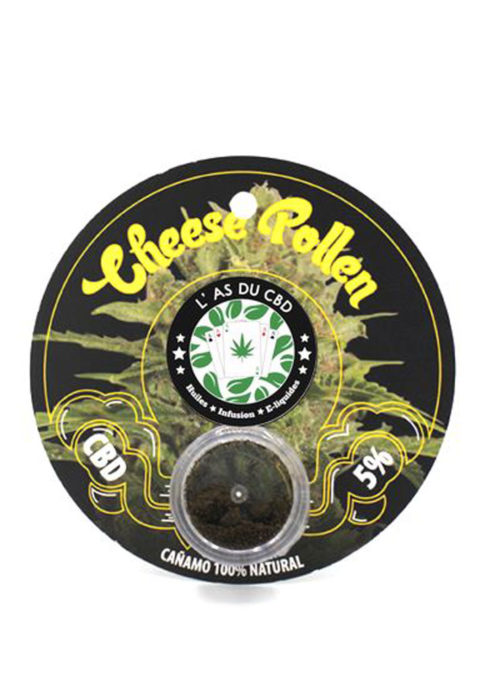 achat cbd CBD Pollen 5% Cheese