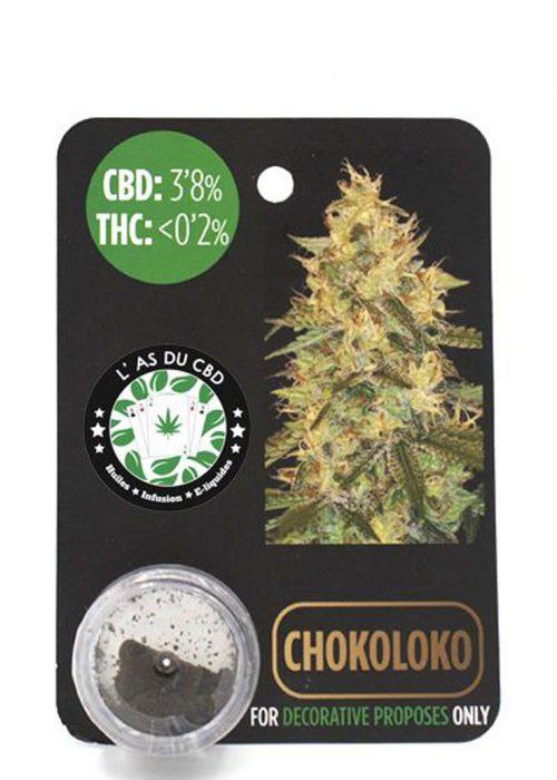 achat cbd CBD 3,8% Chocoloko