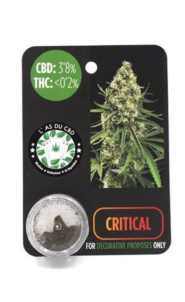 photo cbd CBD 3,8% Critical