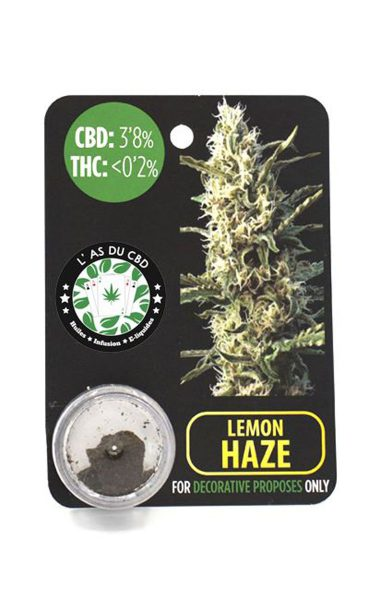 photo cbd CBD 3,8% Lemon Haze