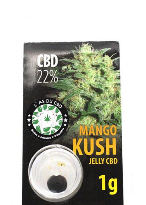achat cbd Jelly 22% Mango Kush