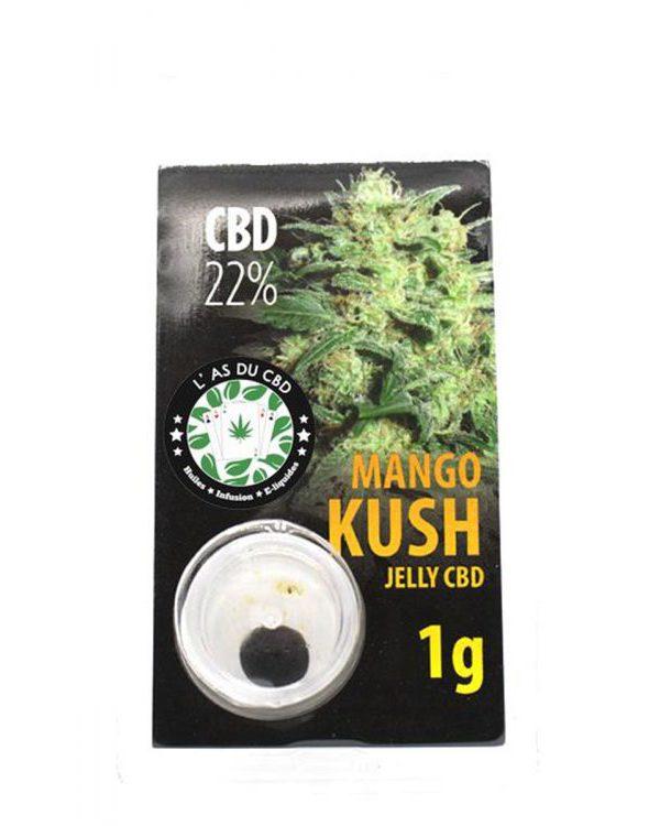 photo cbd Jelly 22% Mango Kush