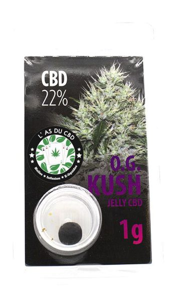 photo cbd Jelly 22%Og Kush