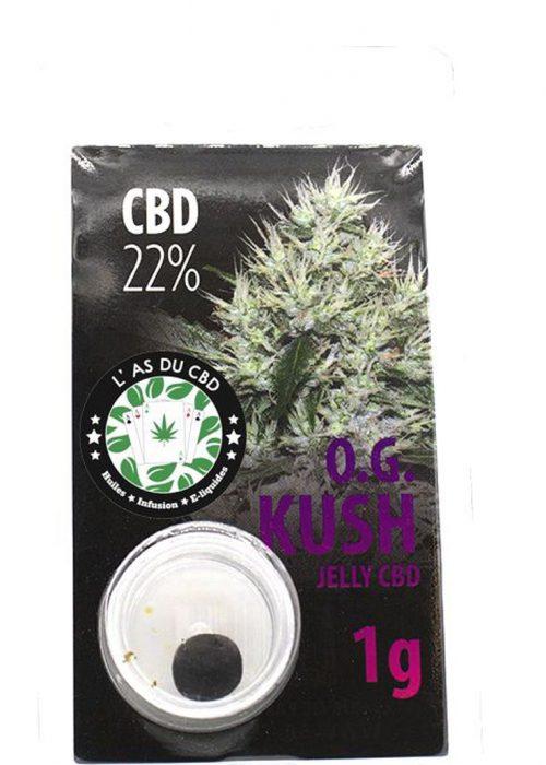 achat cbd Jelly 22%Og Kush
