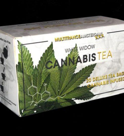 achat cbd Cannabis Tea White Widow