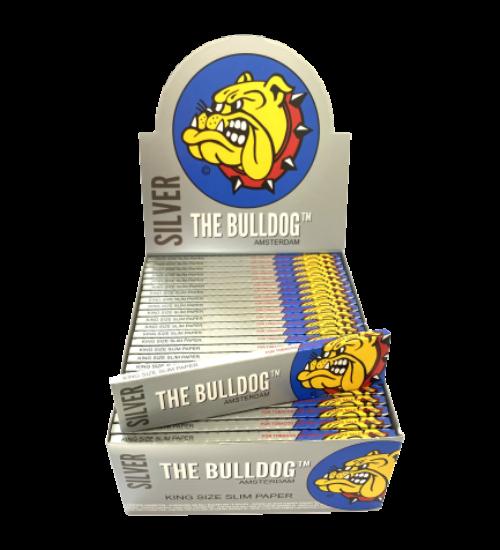 achat cbd Feuilles à rouler BullDog Slim