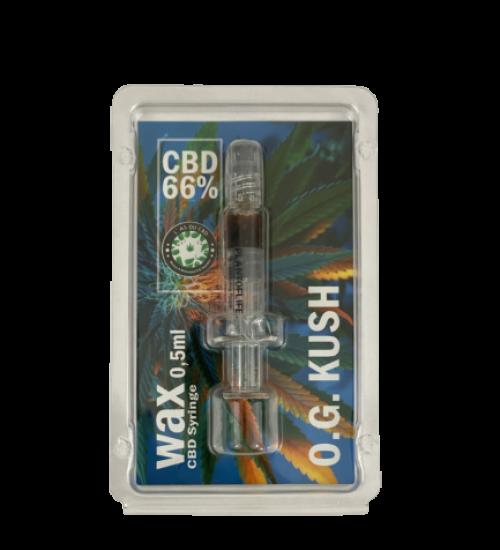 achat cbd Wax CBD Seringue O.G KUSH
