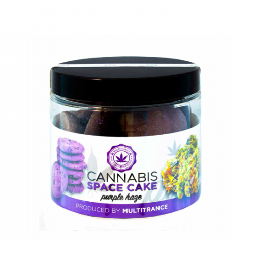 achat cbd Cookies au cannabis – Purple Haze