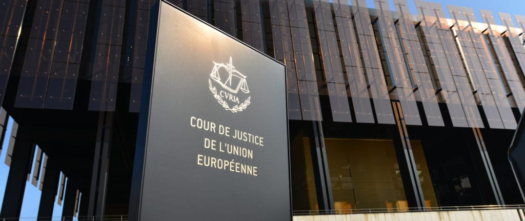 cours justice UE