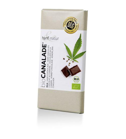 achat cbd Hanf Natur – Bio Canalade – Chocolat au lait