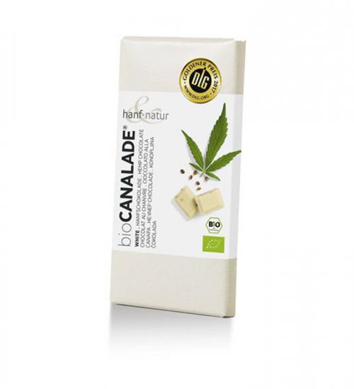 achat cbd Hanf Natur – Bio Canalade – Chocolat blanc