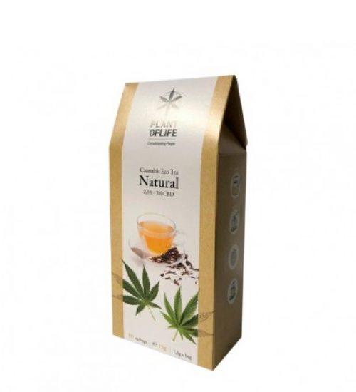 achat cbd Plant of life – Cannabis Eco Tea CBD – Natural – Bio