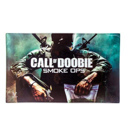 achat cbd Plateau en verre Call of Doobie