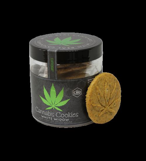 achat cbd Cannabis Cookies White Widow