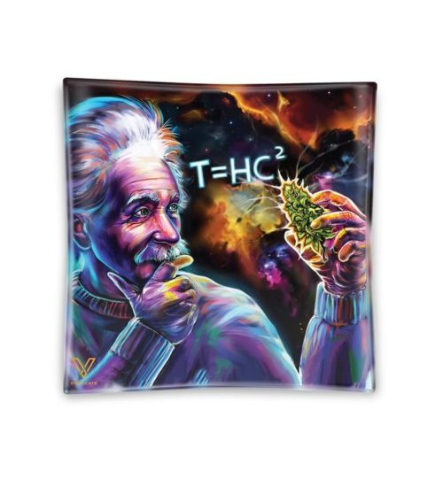 achat cbd Cendrier en verre Einstein THC2 Blackhole