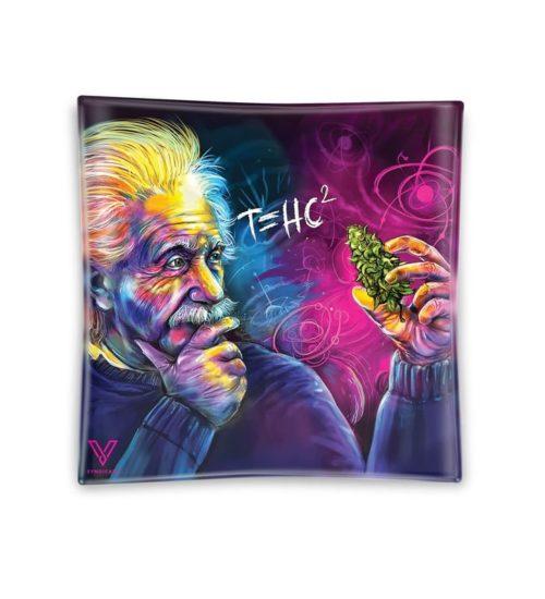achat cbd Cendrier en verre Einstein THC2 Classic