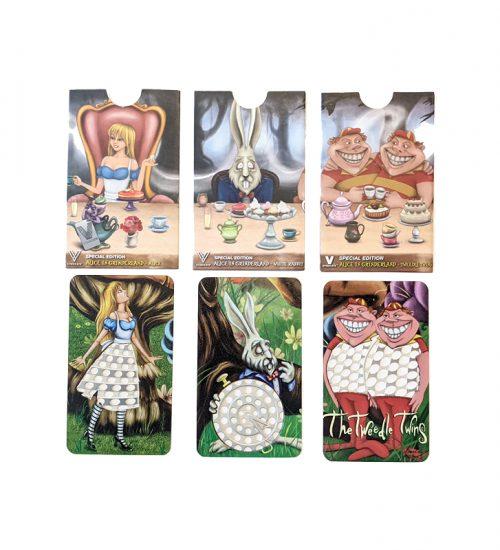 achat cbd Carte Grinder Alice collector partie 1