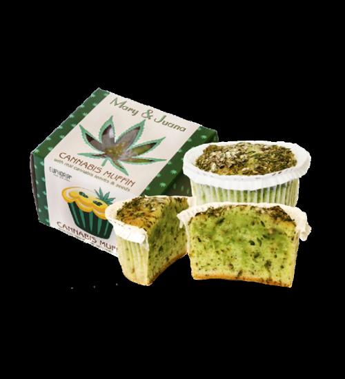 achat cbd Cannabis Muffin