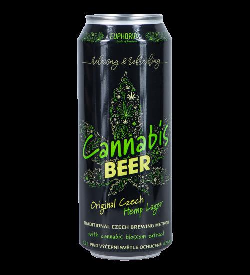 achat cbd Cannabis Beer Original Hemp