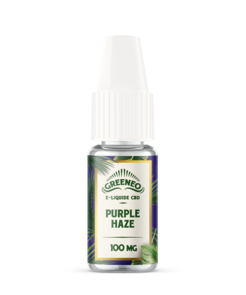 achat cbd E-liquide CBD Purple Haze