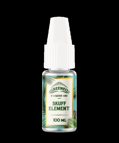 achat cbd E-liquide CBD Skuff Element