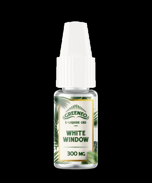 achat cbd E-liquide CBD White Window