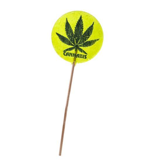 achat cbd Sucette Géante Cannabis